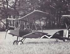 Giant Scale British WW I RAF B.E.2e Biplane Plans, Templates & Instructions 80ws