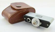 Vintage Medis Viewfinder / rangefinder in great condition in case   #SA7-98