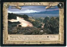 Lord Of The Rings CCG Card RotEL 3.U120 Wastes Of Emyn Muil