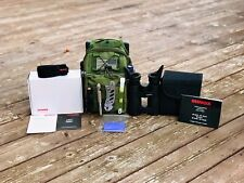 •MINOX•BV•8X44•BINOCULARS•OEM RETAIL BOX•EYESHIELDS•TACTICAL CASE•SUPERB OPTICS•