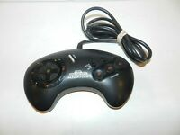 OEM Sega Genesis MegaFire Controller - Red Buttons Working MK-1657 Tested