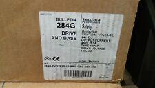 Allen Bradley 284G-FVD2P3S-10-RRG-CBG-DB1-EMI .75HP ARMOR START (KITTING)
