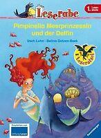 Leserabe: Pimpinella Meerprinzessin und der Delfin von L... | Buch | Zustand gut