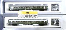 Tillig 01761 Rtc Military Train Travel Car Set 2-tlg DB Ep3 TT 1:120 Nip HK1 Μ