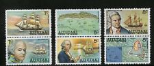 Aitutaki   1974   Scott # 97a-101a    Mint Never Hinged Set