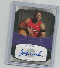 2005-06 Upper Deck SP Signature Edition Joey Graham Autograph Card