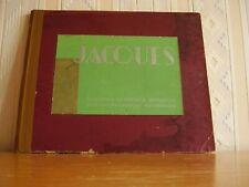 Album Chromos Vignettes Images Chocolat Jacques  *** Chromos Instructifs  ***