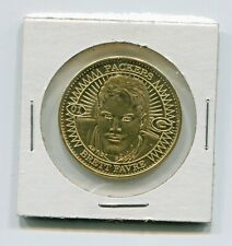 1997 Pinnacle Mint - BRETT FAVRE - Gold Plated Artist's Proof Coin - #d 97/100