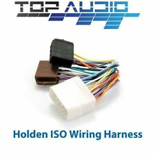 Car Audio & Video Wire Harnesses for Holden VX