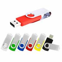 Wholesale Pack High Speed USB Flash Drive Memory Stick 8GB 16GB 32GB 64GB 128GB