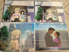 Anime Cel Golden Boy X 4, Lot cellulo X 4