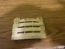 vintage wyandotte semi truck grill for parts