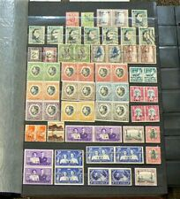 South Africa Lot of over 150 Cancelled & Mint Stamps #5731