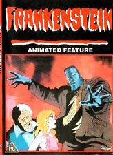 Frankenstein Japanese Animated feature film on DVD