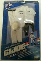 "G.I. JOE - G.I. Joe Hall Of Fame Navy Shore Patrol 12"" Gear Unopened Hasbro 1993"