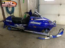 2000 Yamaha Srx-700 Blue