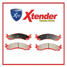 SMD20 FRONT Semi-Metallic Brake Pads Fits 75 Ford F-350