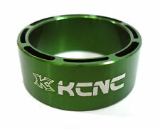 gobike88 KCNC Hollow Design Headset Spacer, 14mm, Green, Made in Taiwan, 661