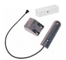Heavy Duty Metal INTRUDER ALARM ROLLER Shutter Porta Contatto + 6 modo Scatola di derivazione
