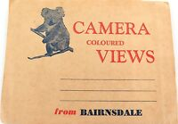 .CAMERA VIEWS, BY MURRAY VIEWS. BAIRNSDALE FOLD OUT SOUVENIR.