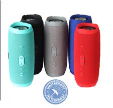 Casse Speaker Bluetooth Portatile Waterproof Altoparlante USB CHARGE3 WIRELESS