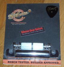 Gibson Les Paul Tailpiece Stop Nickel Guitar Parts R9 ES Explorer SG Custom R8 B