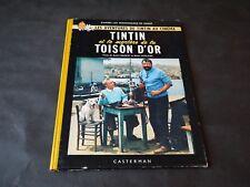 HERGE TINTIN AU CINÉMA TINTIN ET LE MYSTÈRE DE LA TOISON D'OR EO B32 BIS DE 1962
