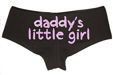 DADDY'S LITTLE GIRL ddlg clothing owned slave boyshort panties princess babygirl