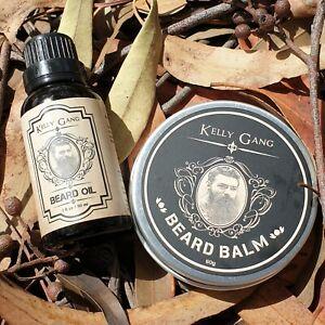 Beard Oil & Balm by Kelly Gang Beards