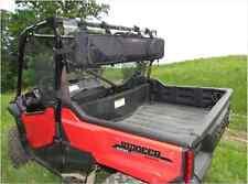 Polaris General Universal UTV Heavy Duty Easy Mount Double Gun Carrier Black NEW