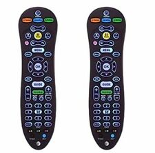 (2) At&T U-Verse Universal Remote Control Blue Back Light S30-S1B Cy-Rc1057-At -