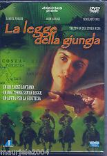 La legge della giungla (1997) DVD NUOVO Penelope Cruz Samuel Froler John Savage