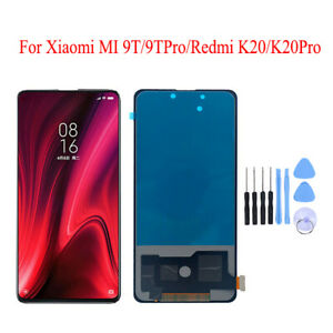 For Xiaomi Mi 9T PRO LCD Display Touch Screen Digitizer Assembly Black UK