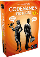 CODENAMES PICTURES SPIEL XXL CZECH GAMES NEU