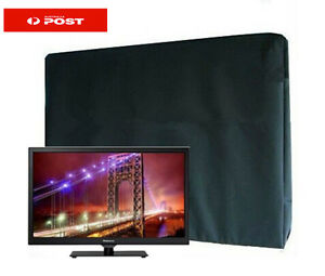 Outdoor 38 Inch Television Cover Waterproof 3 Layer Protection