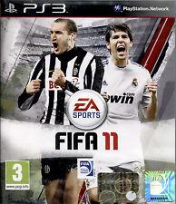 FIFA 11 - PS3 NUOVO E SIGILLATO,PRIMA EDIZIONE ITALIANA, NO IMPORT