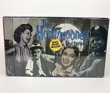 NEW Sealed The Honeymooners - The Lost Episodes: Collection (VHS 12 Tape Set)