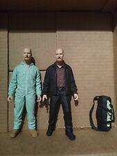 Mezco Breaking Bad Heisenberg Walter Action Figures