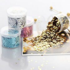 Glitter Star Confetti Throwing Gold Silver Metallic Foil Sequin+box Wedding Deco