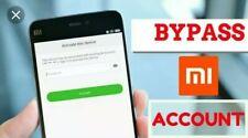Quitar Desbloquear Remove IMEI CLEAN XIAOMI MI Cuenta Account FRP Europa Redmi