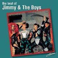 JIMMY & THE BOYS - THE BEST OF CD ~ AUSTRALIAN 70's POP ~ IGNATIUS JONES *NEW*
