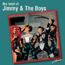 JIMMY & THE BOYS - THE BEST OF CD ~ AUSTRALIAN 70's POP ~ IGNATIUS JONES *NEW*