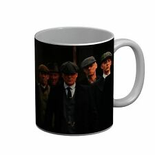 Mug Céramique Peaky Blinders Thomas Shelby Gang Mafia Irlande Serie TV