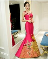 Chinese wedding dress QiPao Kwa Cheongsam 6 latest fashion Custom Make Avail