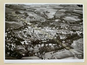 Foto 1926 Goldberg in Schlesien Haynau 24x18cm