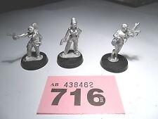 Copplestone female gangers zombie hunters post apocalypse Lot 716