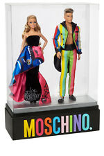 Moschino Barbie and Ken Giftset - Gold Label Drw81 *in Stock