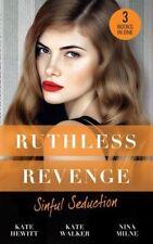 Ruthless Revenge: Sinful Seduction: Demetriou Demands His Child / Olivero's Out