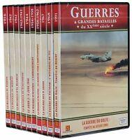 Coffret guerres et grandes batailles du 20eme siecle - DVD ED001185