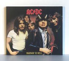 AC/DC - HIGHWAY TO HELL (CD) EUR - EPIC 1979/2003 DIGIPAK NUOVO RISIGILLATO